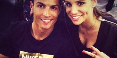 Una periodista del canal del Real Madrid sería la nueva novia de CR7