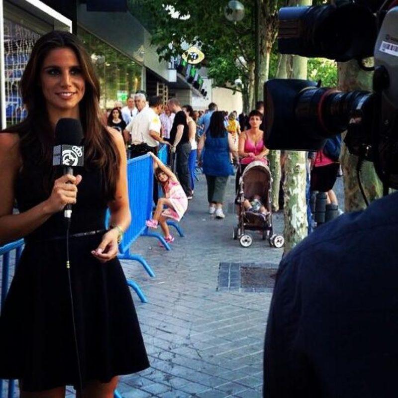 La prensa rosa ha hecho sonar con fuerza los rumores sobre la relación entre el portugués y la periodista. Foto:Publinews