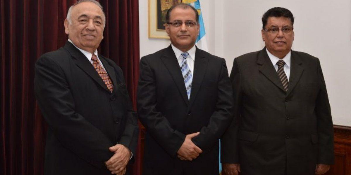 Estos son los nuevos viceministros de Salud