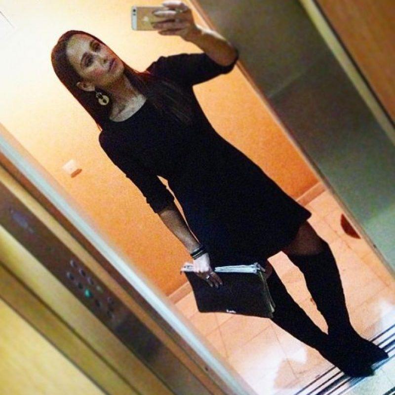 Es actriz, modelo y presentadora portuguesa Foto:Instagram: @hyndia