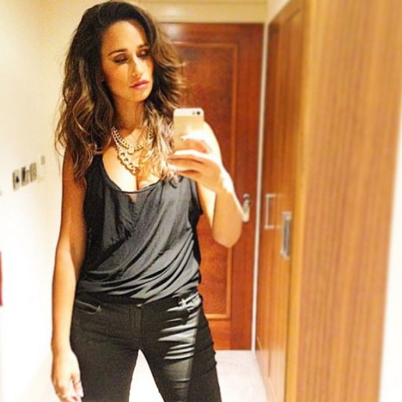 4. Rita Pereira sería otra involucrada Foto:Instagram: @hyndia
