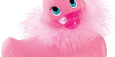I Rub My Duckie es un inocente masajeador. Pero en realidad es un pequeño vibrador de bolsillo. Foto:eBay