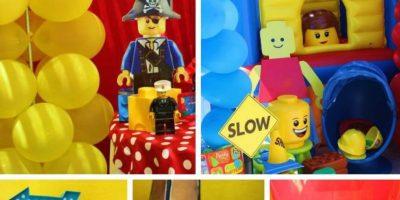 Lego total. Foto:Pinterest