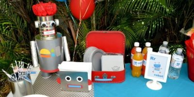 Robots. Oh, Robots. Foto:Pinterest