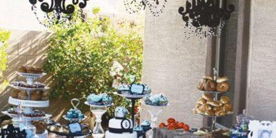 Fiestas de 10 años con temática fashionista. Foto:Pinterest