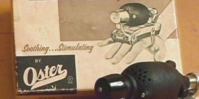 Supuestamente era usado para masajear la nuca. Pero también es probable que lo usaran para otras cosas Foto:Gurl
