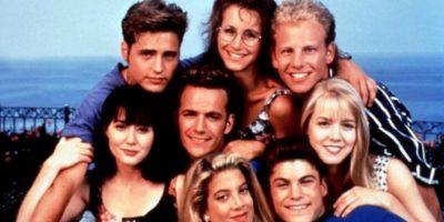 Estos dos protagonistas de Beverly Hills 90210 están peleados a muerte