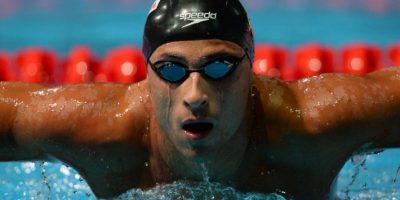 Brasileño podría perder sus tres oros tras dar positivo en doping en Mundial de Natación