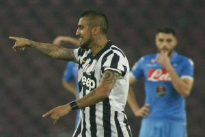 Arturo Vidal Foto: Getty