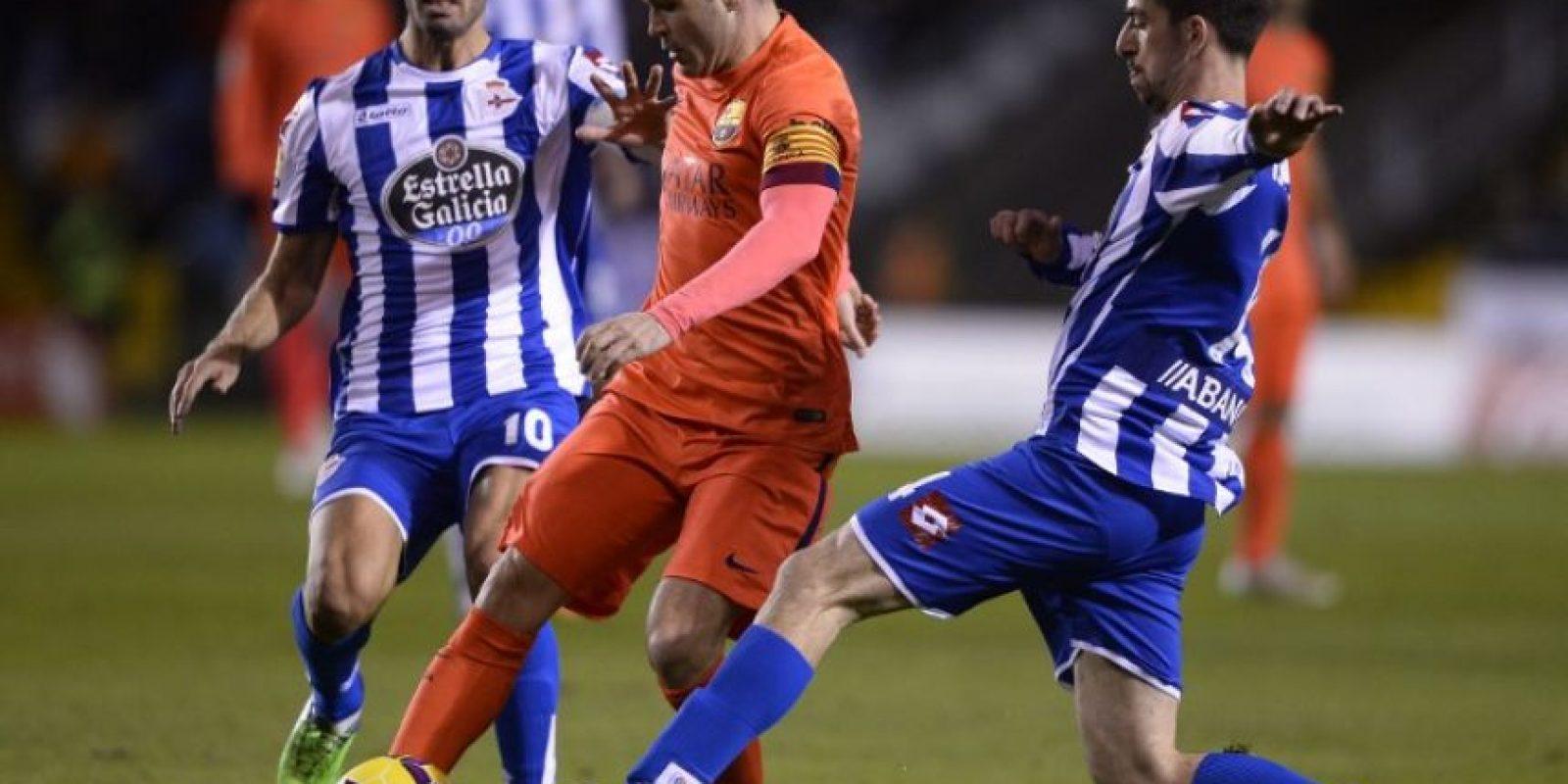 El manchego compró 7,000 acciones del Albacete Balompié por 420,000 euros en 2013 pasado para tratar de incrementar los fondos del equipo del que formó parte de los ocho a los 12 años de edad. Foto:Getty