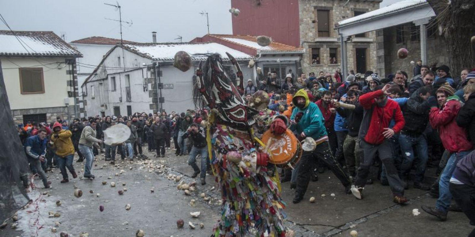Foto:AFP / Pedro Armestre