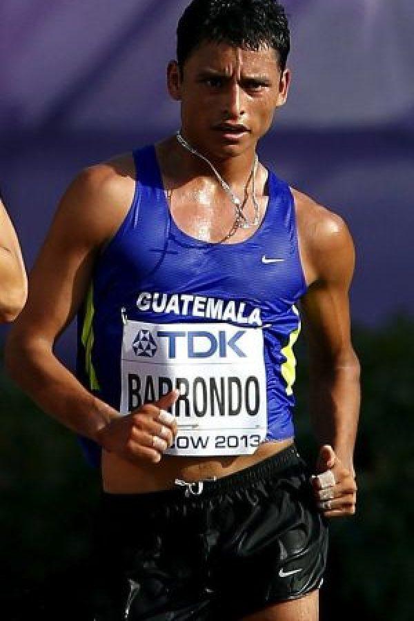 Erick Barrondo participará por tercera vez en el Mundial de atletismo y buscará obtener una medalla en China. Foto:Publinews