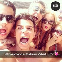 Foto:Instagram: TheRichKidsOfTehran