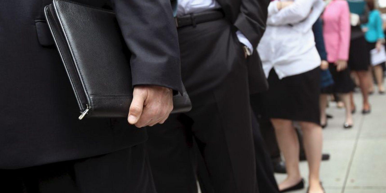 10. Busque más ofertas de trabajo: Si prometieron comunicarse con usted y aún no lo han hecho, no deje de seguir tocando puertas. Foto:Getty Images