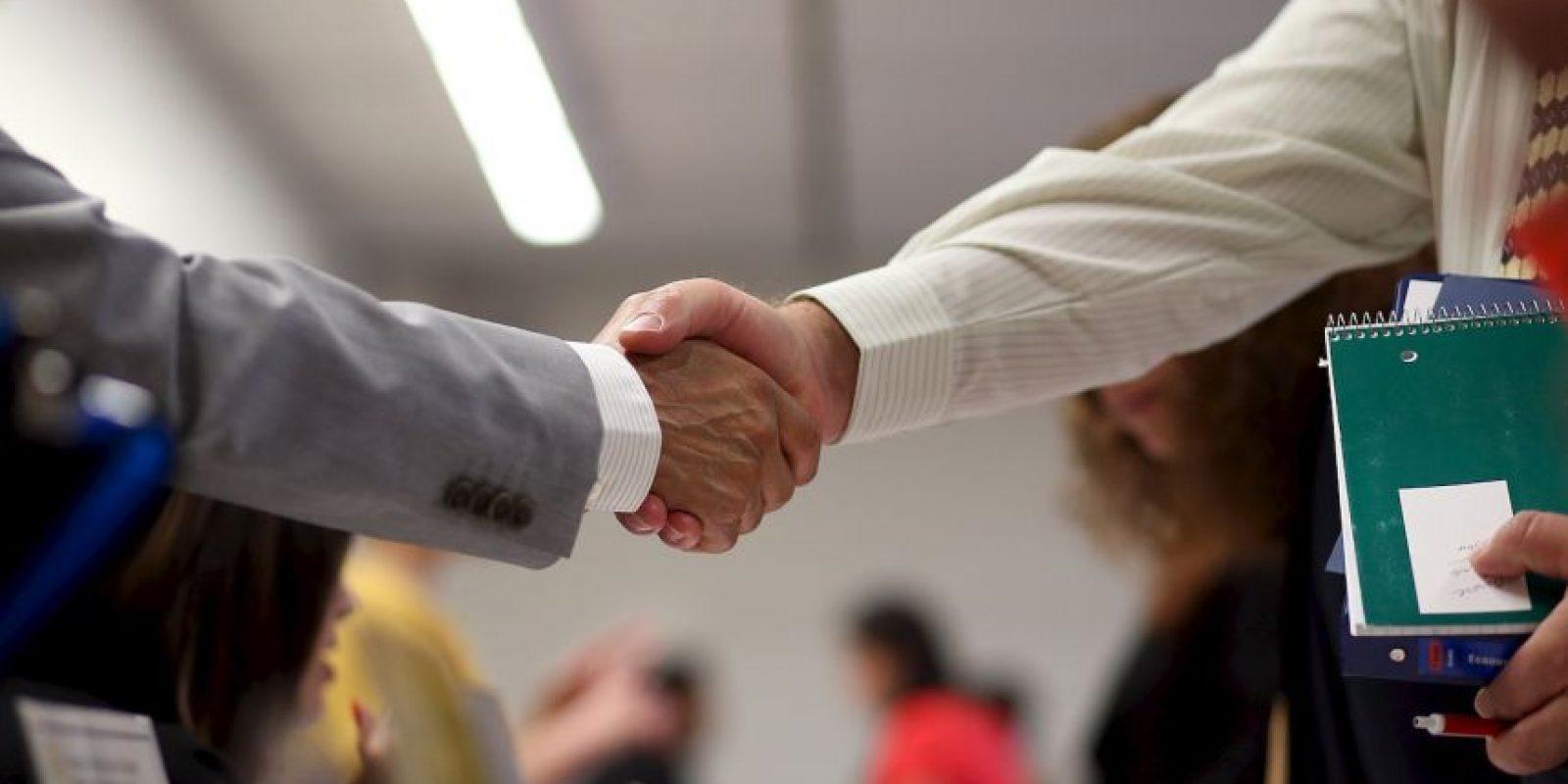 6. Entrevista: Este espacio es el ideal para demostrar sus capacidades al reclutador y ser quien se quede con el empleo. Foto:Getty Images