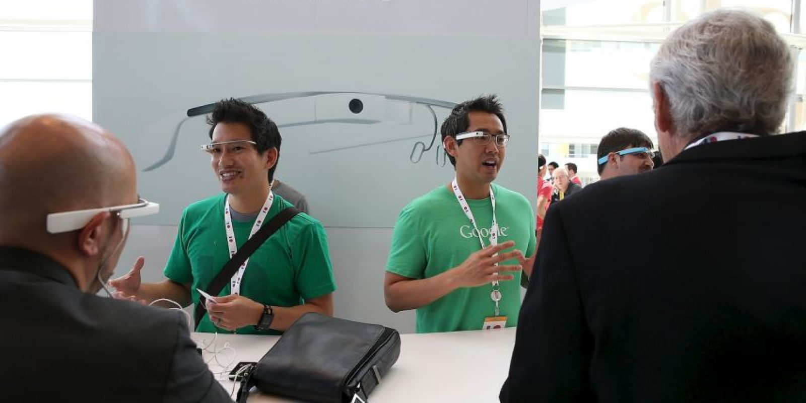 Cuando lanzaron este gadgets muchos usuarios querían ser los primeros en tenerlos. Foto:Getty Images