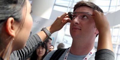 Hasta ahora los anteojos han sido vistos como un aparato extraño. Foto:Getty Images