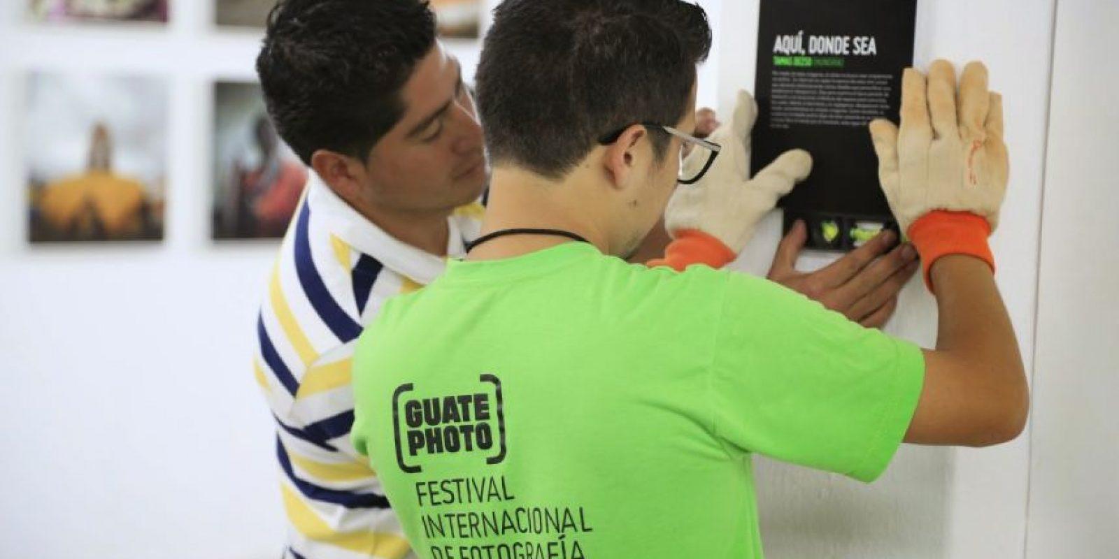 En septiebre se llevará a cabo el festival de Guatephoto Foto:Archivo