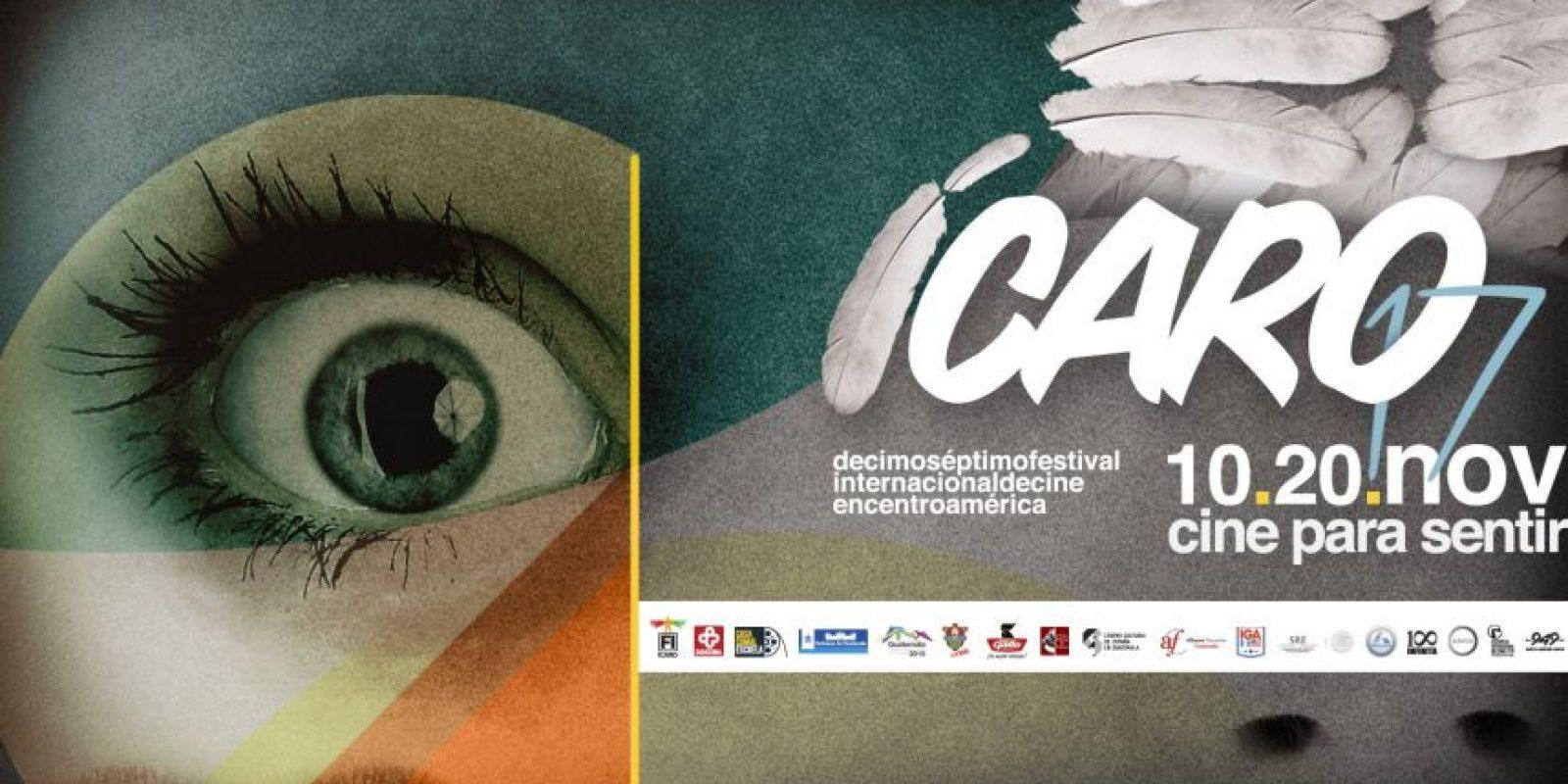 En noviembre no te pierdas del festival Ícaro Foto:Archivo