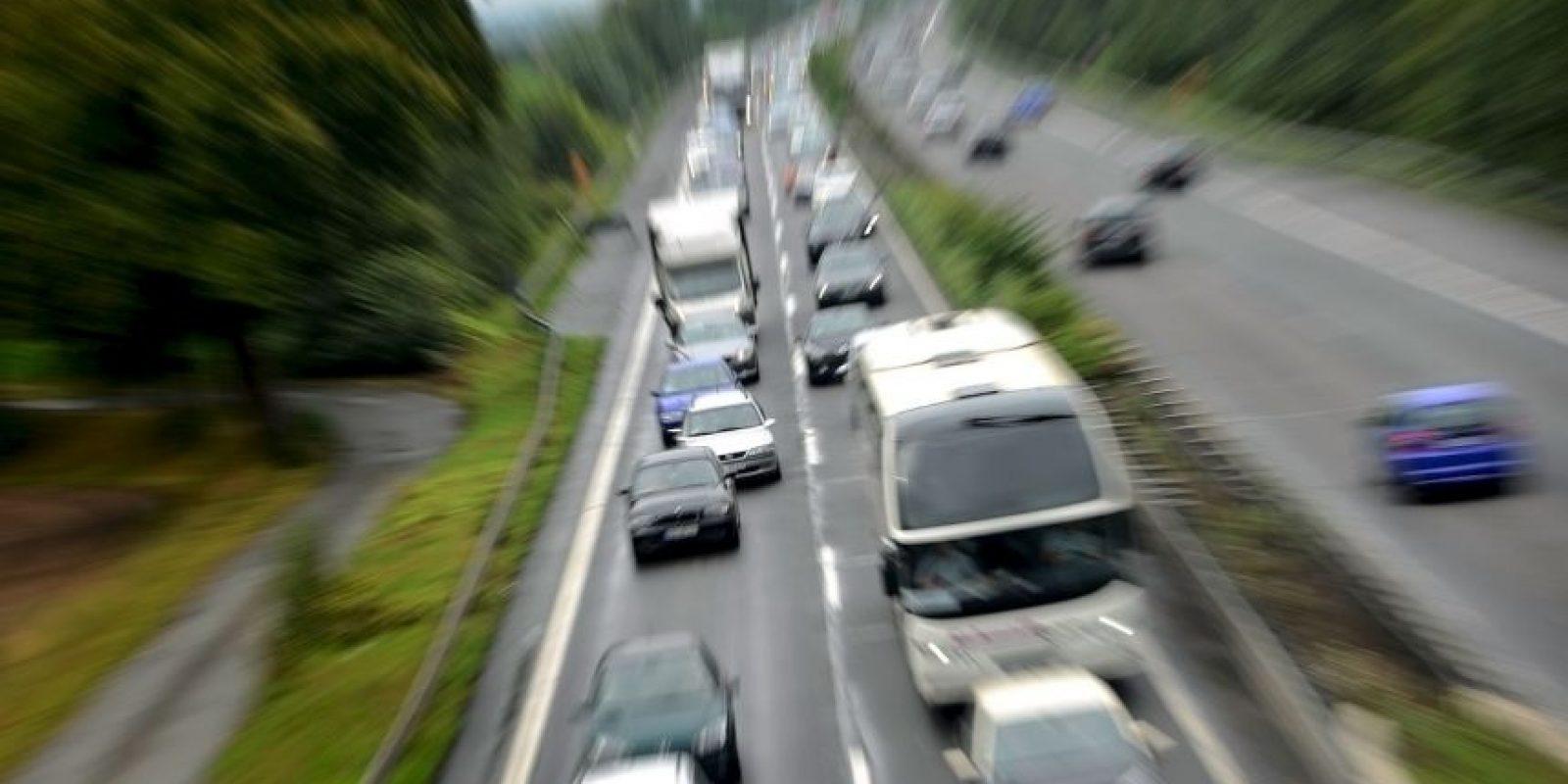 2. Recuerde cumplir las normas y señales de tránsito. Foto:Getty Images
