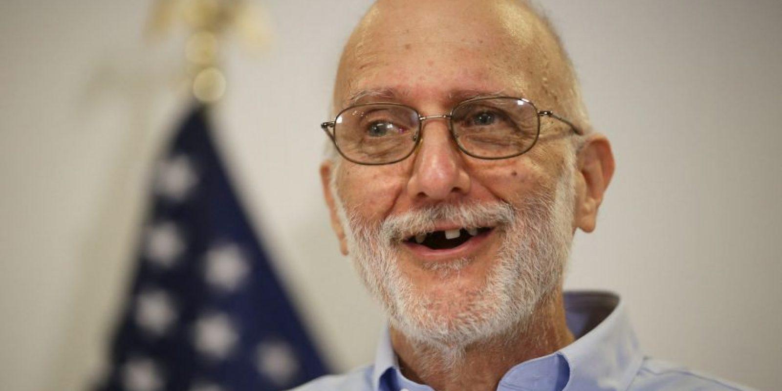 El contratista estuvo cinco años preso en Cuba. Foto:Getty