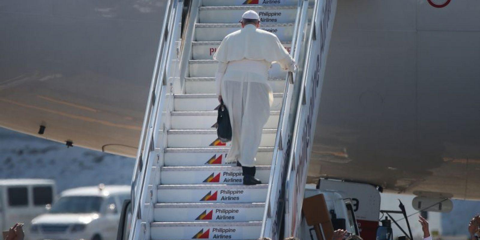 El Papa visitará algunos países de América este año. Foto:Getty Images