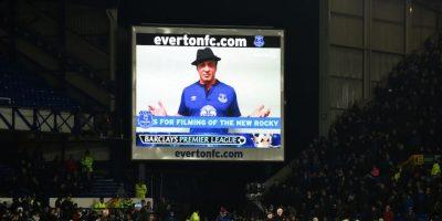 """FOTOS: Escenas de """"Rocky VII"""" se filmaron en estadio inglés de fútbol"""
