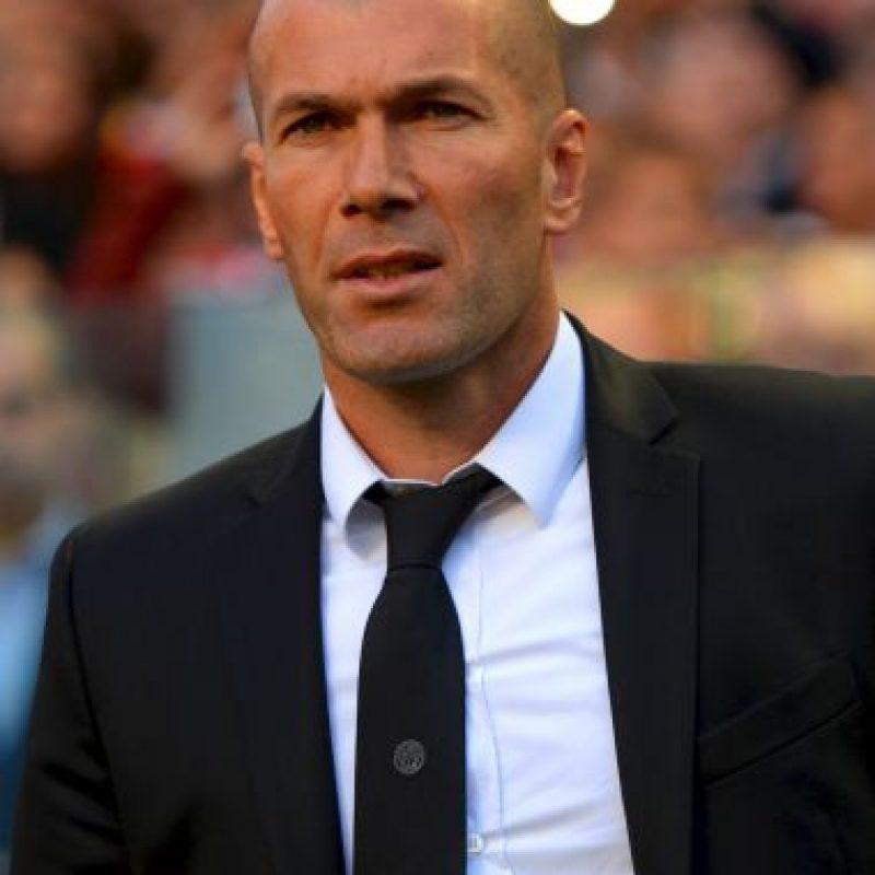 Zinedine Zidane Foto:Getty