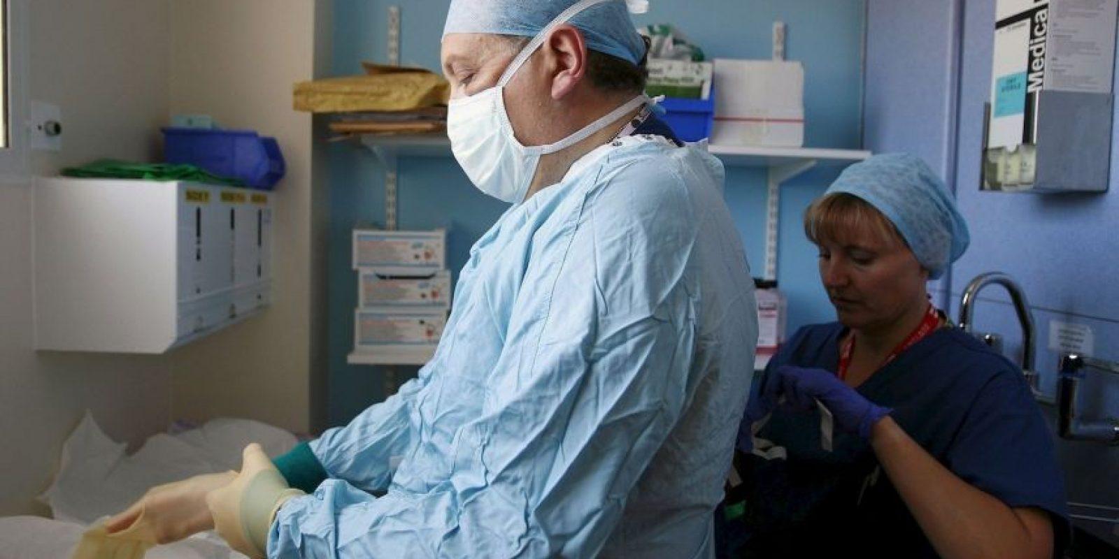 1. España- En 2014 tuvo 4 mil 360 pacientes transplantados. Tuvo una tasa de 36 transplantes por cada millón de personas. Foto:Getty