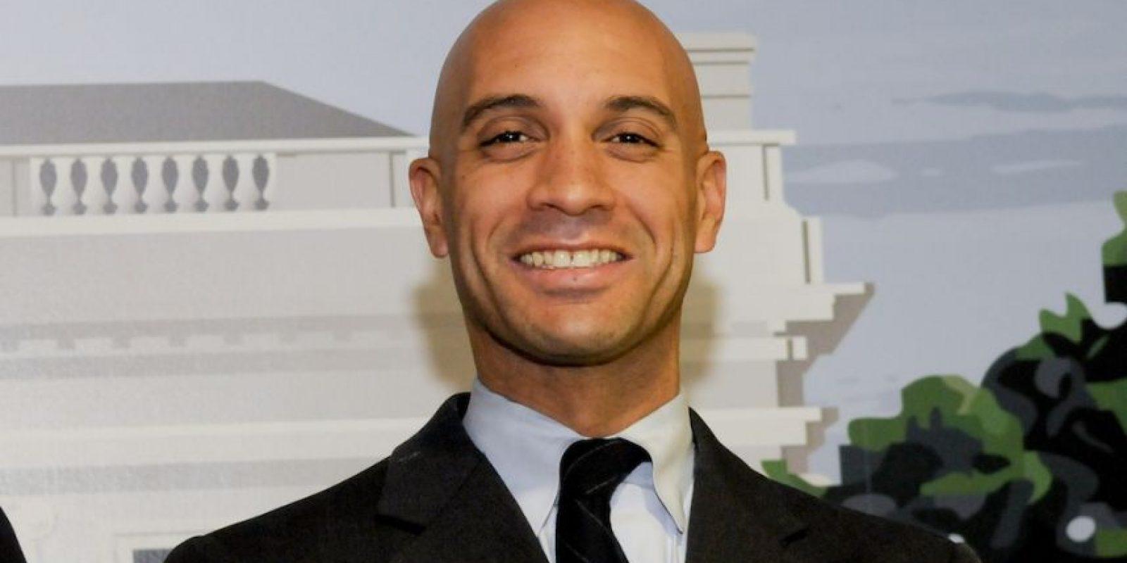 Adrian Fenty fue alcalde de Washington. Foto:Getty Images