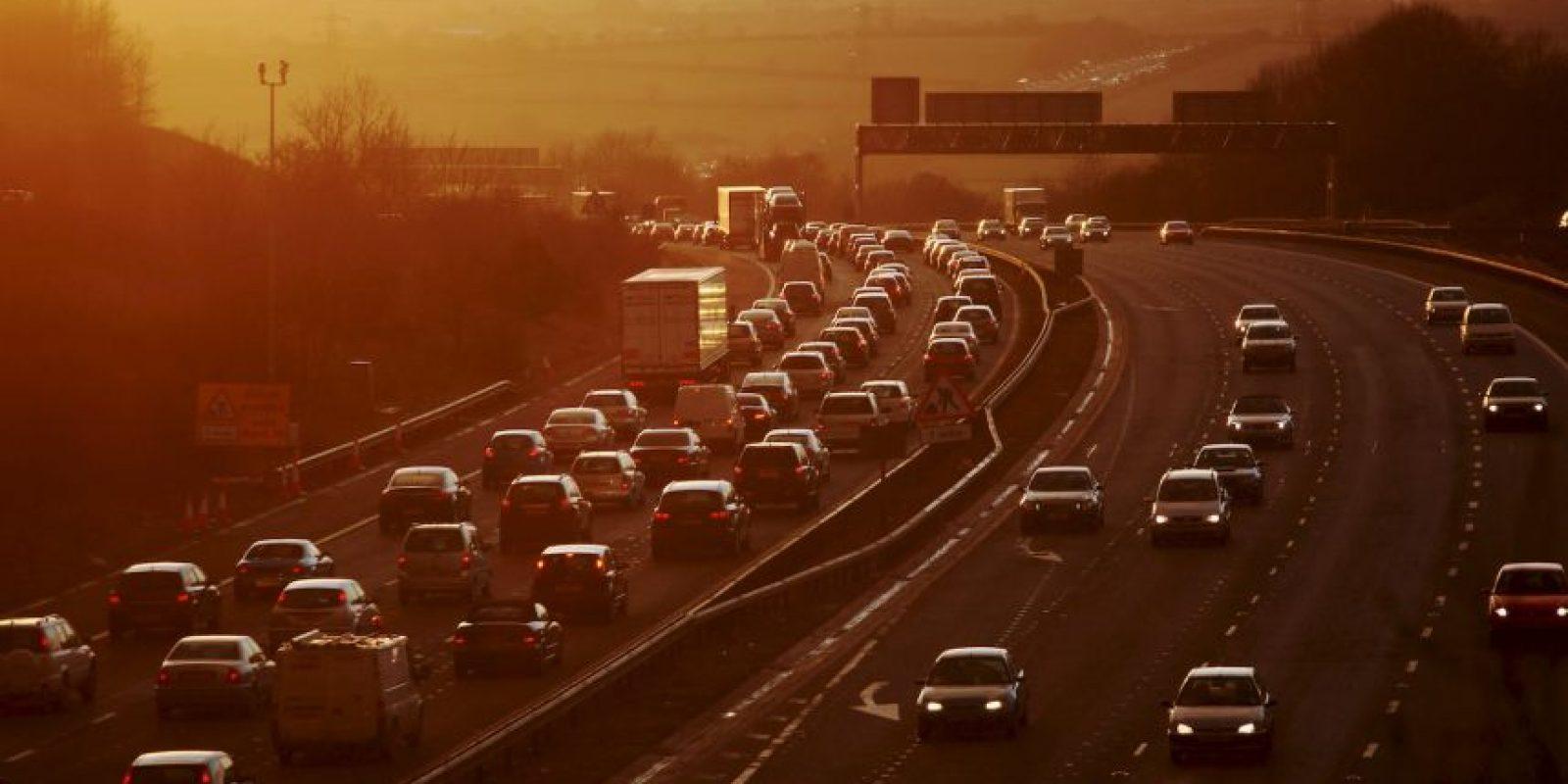 10. Si se detiene por algún percance retírese lo máximo posible de la ruta (incluso de la capa asfáltica). Foto:Getty Images
