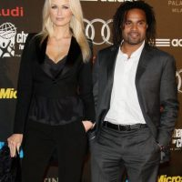 Adriana y Christian Karembeu Foto: Getty Images