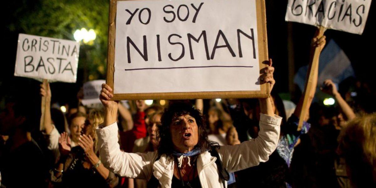 #TodosSomosNisman: Argentinos salen a las calles para exigir justicia