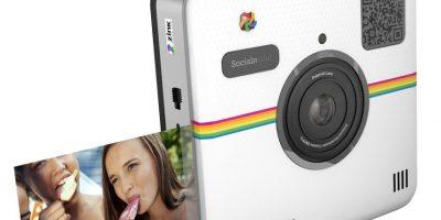 Polaroid Socialmatic Foto:Polaroid