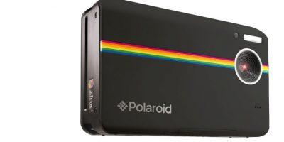 Su cámara es de 10 megapixeles, cuenta con una pantalla LCD de 3 pulgadas, entrada para memoria Micro SD y graba video con resolución de 720 pixeles a 30 cuadros por segundo. Sus dimensiones son 118*76*34.6 mm. Foto:Polaroid