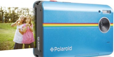 ¡De vuelta al pasado! 5 cámaras instantáneas que todos querrán