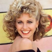 """Sandy Olsson"" Foto: Facebook ""Grease"""
