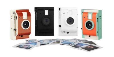 Lomo'Instant Camera Foto:lomography.com