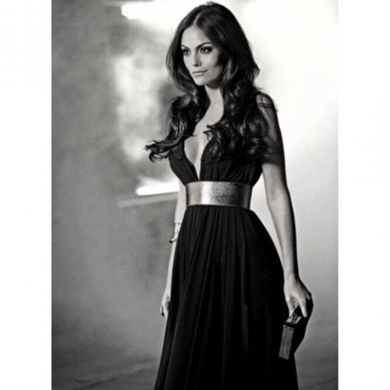 Después de Lupita Jones (1991), fue la segunda mexicana en obtener la corona de la belleza mundial Foto:Instagram/ximenanr