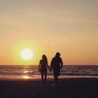 Esta fue la última fotografía de la pareja que la conductora publicó en su cuenta de Instagram Foto:Instagram/monicanoguera