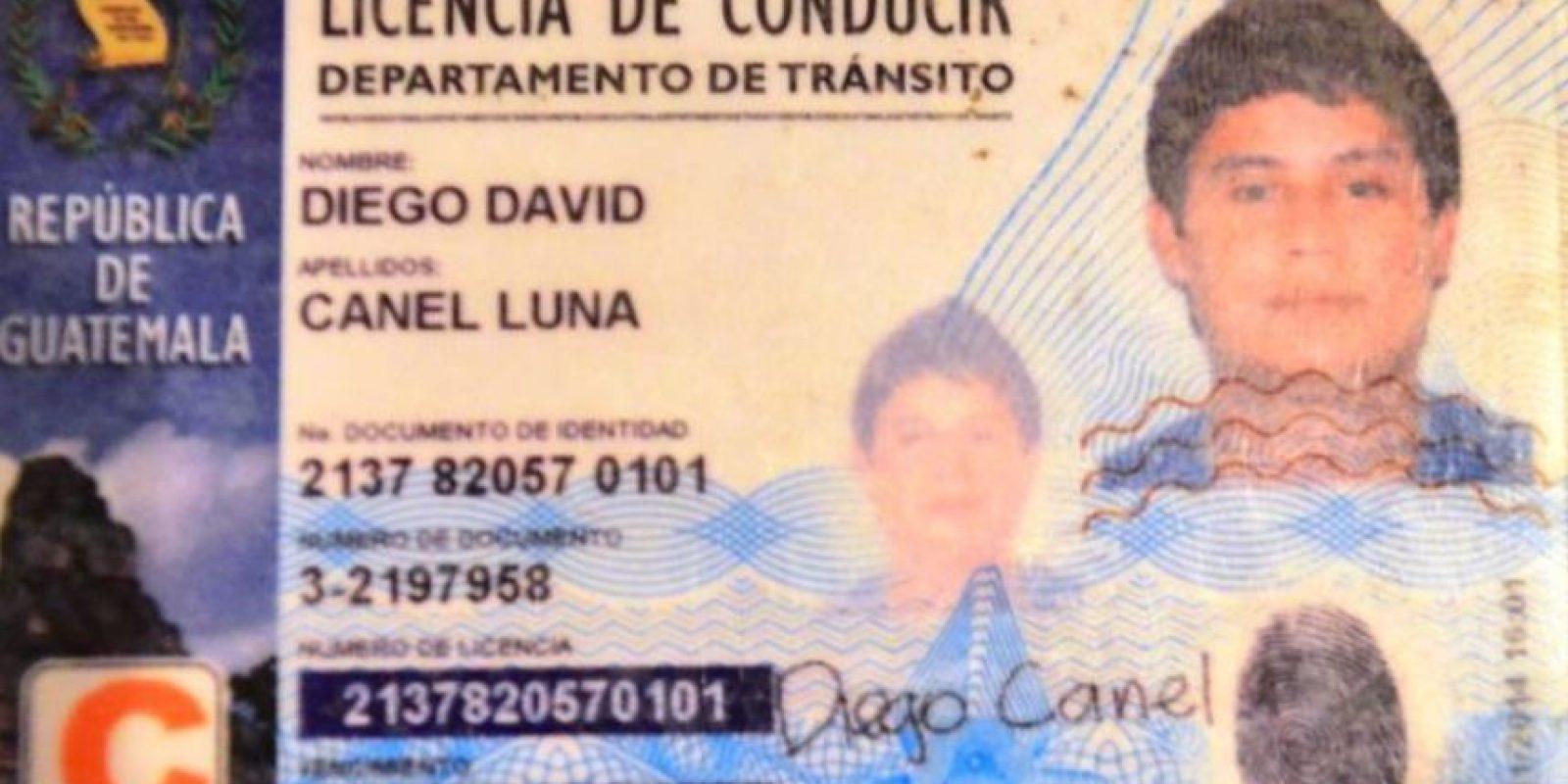 La licencia. Foto:CVB