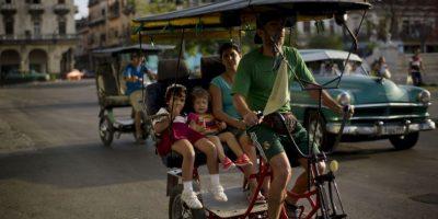 El pueblo cubano siempre ha vivido limitado. Foto:AP