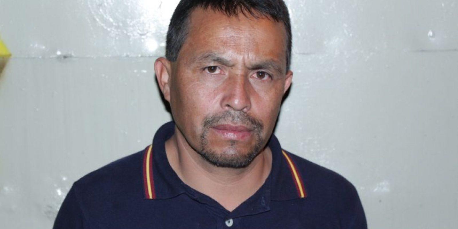 Erick Villalta Estrada, de 41 años. Foto:PNC