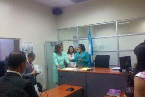 Ana Botella, alcaldesa de Madrid llega al MP. Foto:MP