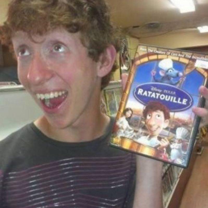 "El protagonista de ""Ratatouille"" Foto:Oddee"