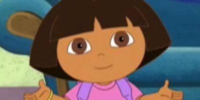 Dora, la exploradora. Foto:Oddee