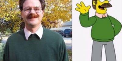 Ned Flanders. Foto:Oddee
