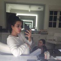 En mayo se publicará el libro de selfies de Kim Kardashian. Foto:Vía Instagram: @Kimkardashian