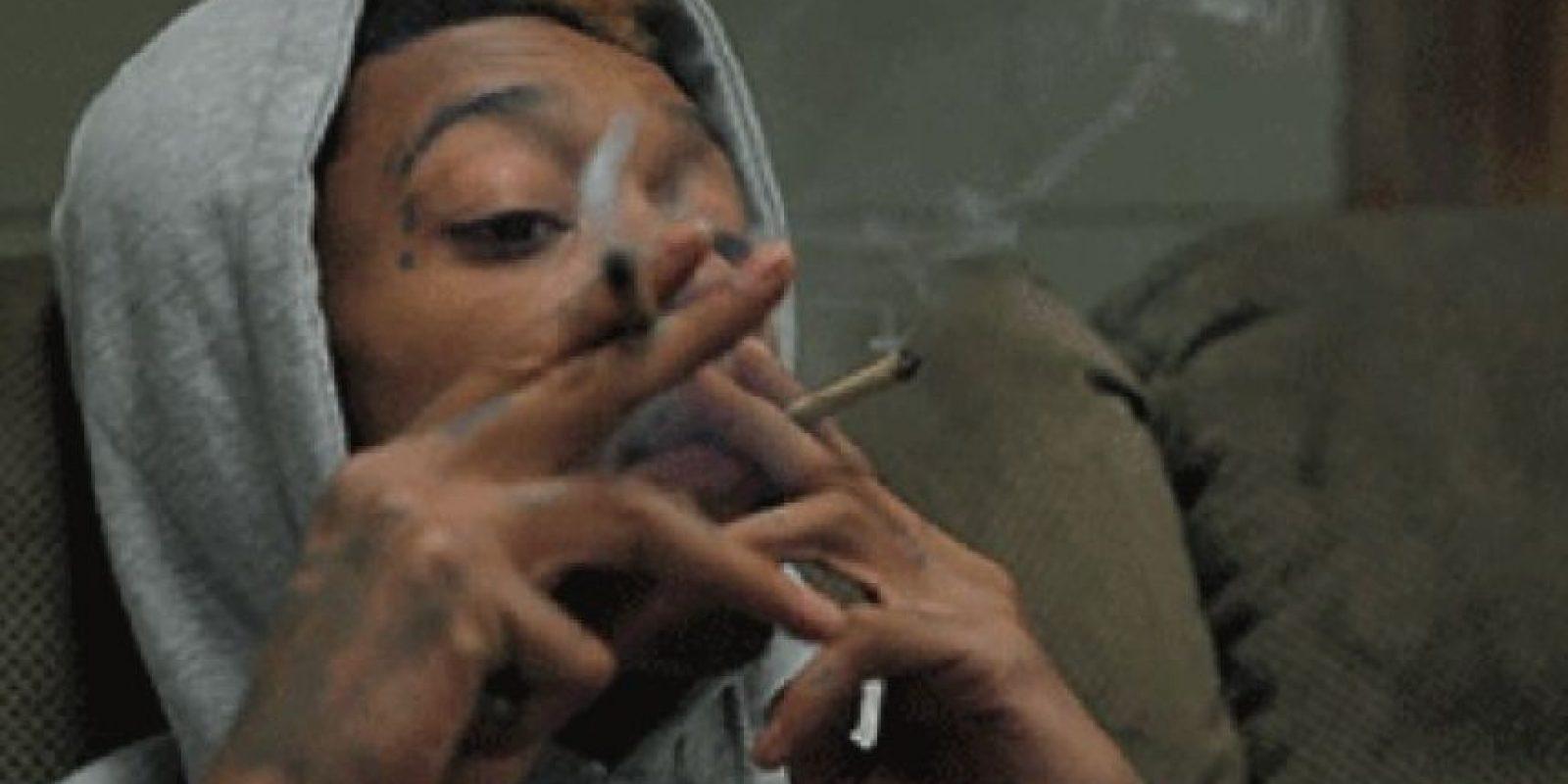 4. La marihuana tiene un uso medicinal contra el cáncer. Foto:Tumble.com/Tagged-marihuana