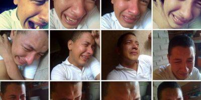 Sabe sufrir por amor. Foto:Guisadas y ñeradas de redes sociales.